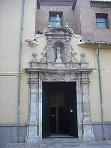 Parroquia de San Jaime Apóstol (Moncada)