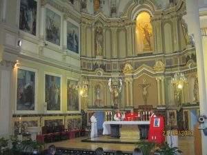 parroquia de san jaime apostol navalon de arriba