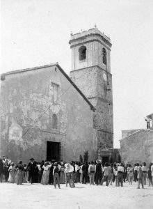 parroquia de san jaime orxeta