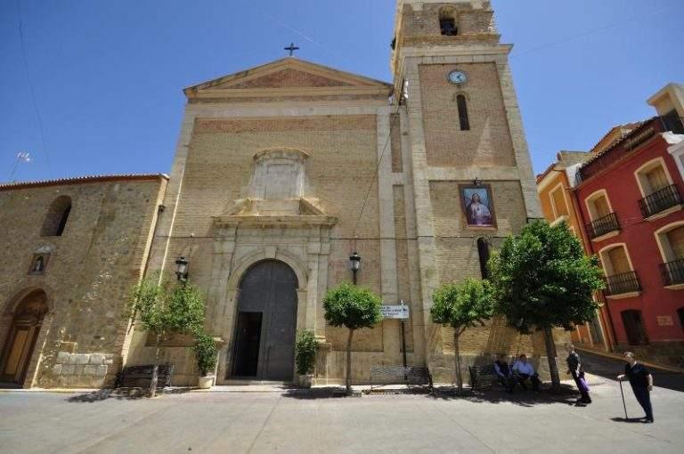 parroquia de san jaime relleu