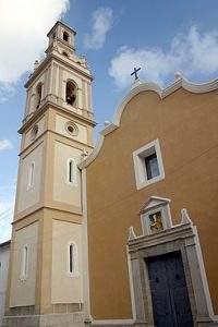 parroquia de san jeronimo alfarrasi