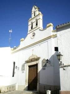 parroquia de san jeronimo moriles