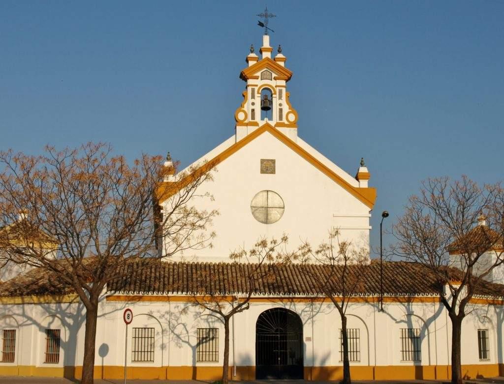 parroquia de san jeronimo sevilla