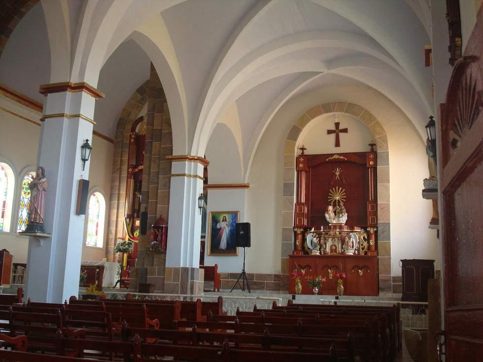 parroquia de san joaquin madrid