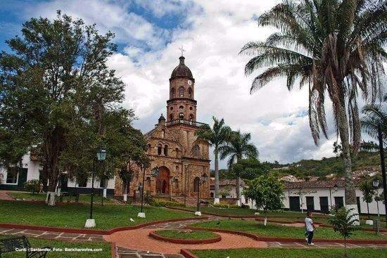 parroquia de san joaquin santander