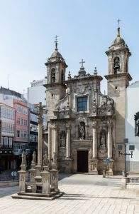 Parroquia de San Jorge (A Coruña)