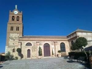 parroquia de san jorge aldea del rey