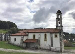 Parroquia de San Jorge de Magalofes (Fene)