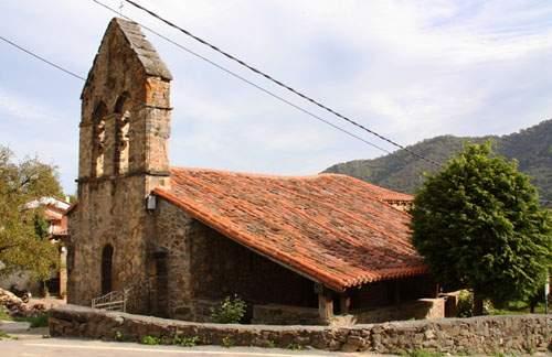 parroquia de san jorge ledantes