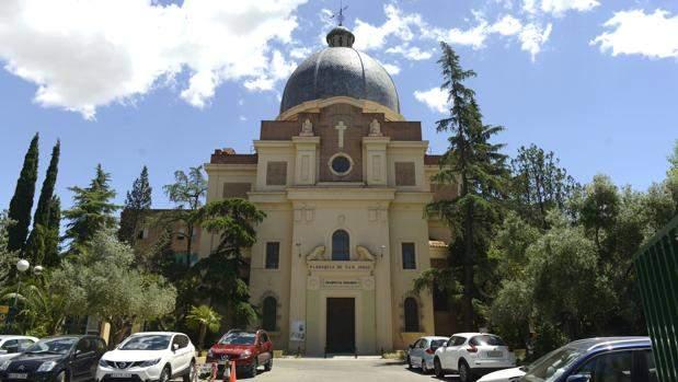 parroquia de san jorge madrid