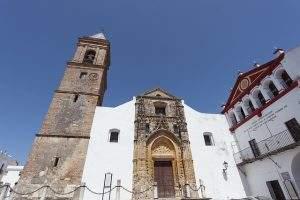 parroquia de san jorge martir alcala de los gazules 1
