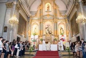 parroquia de san jorge martir paiporta