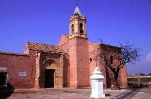 parroquia de san jorge palos de la frontera