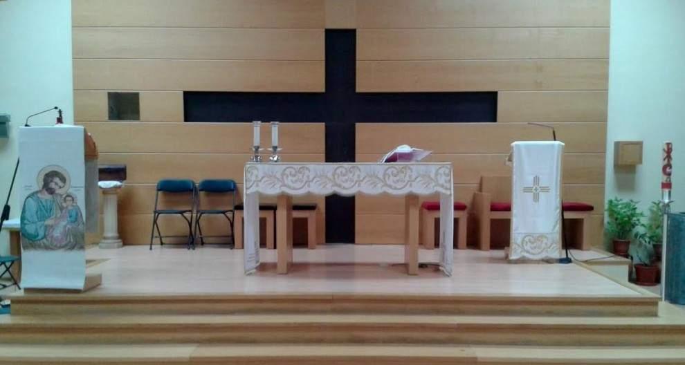 parroquia de san jose colmenar viejo 1