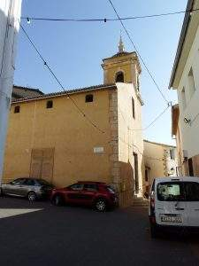 parroquia de san jose confrides