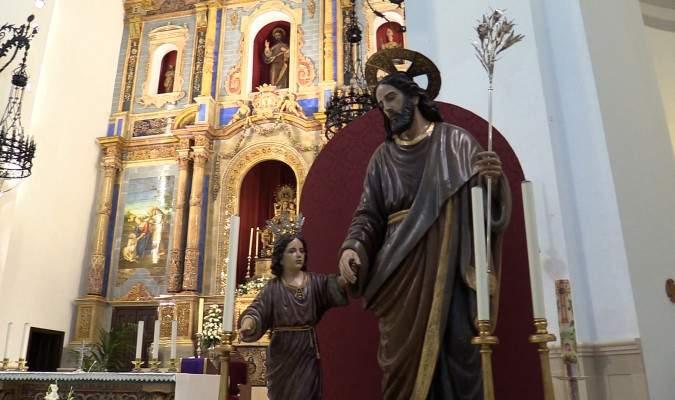 parroquia de san jose de cazallas melide