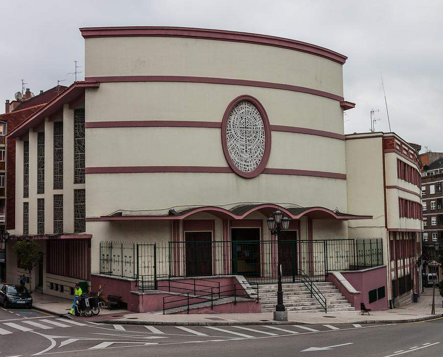 parroquia de san jose de pumarin oviedo
