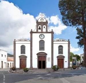Parroquia de San José (Fataga) (San Bartolomé de Tirajana)