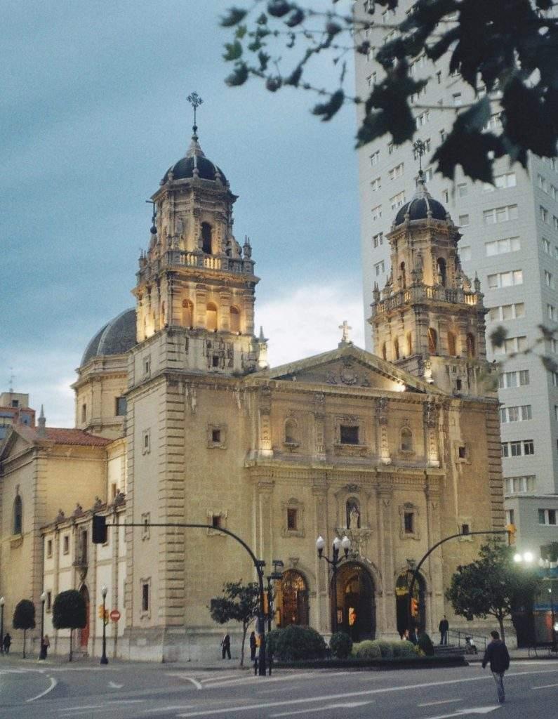 parroquia de san jose gijon
