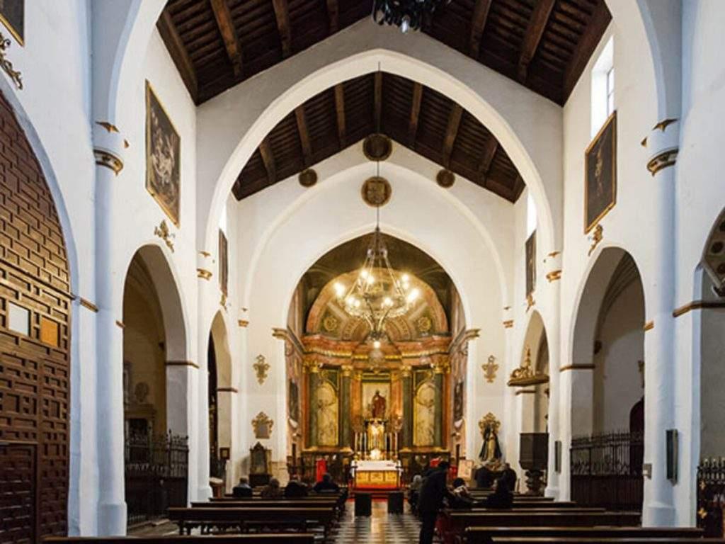 parroquia de san jose granada