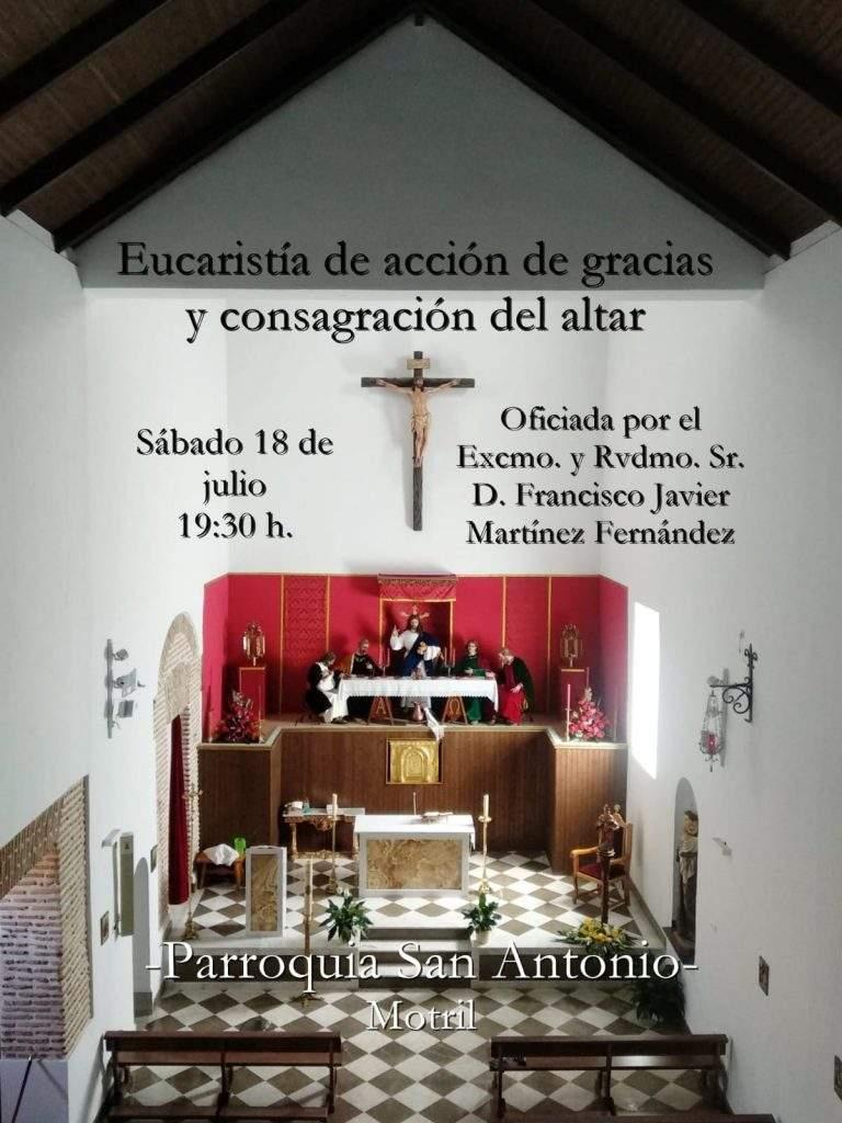 parroquia de san jose motril