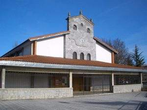Parroquia de San José Obrero (Abetxuko) (Vitoria-Gasteiz)