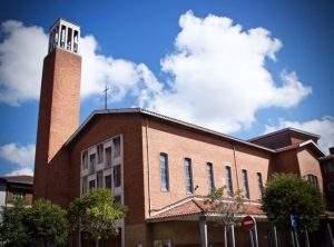 Parroquia de San José Obrero de Romo (Getxo)