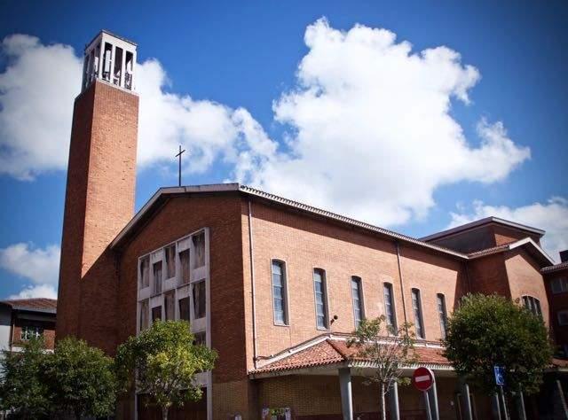 parroquia de san jose obrero de romo