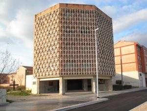 Parroquia de San José Obrero (Miranda de Ebro)