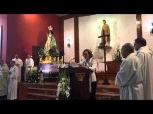 parroquia de san jose obrero yecla