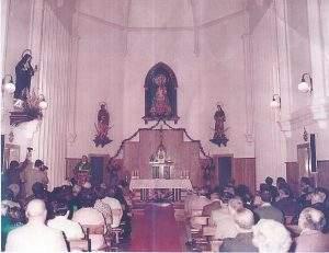 parroquia de san jose pazos de monte