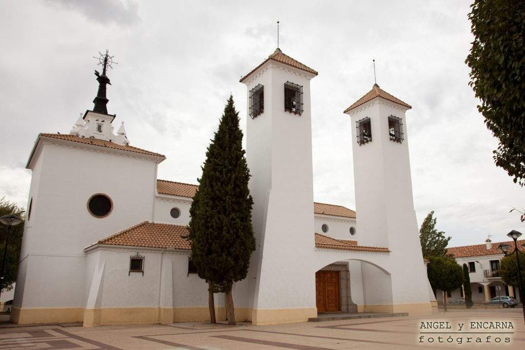 parroquia de san jose puertollano