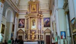 Parroquia de San José (Tavernes de la Valldigna)