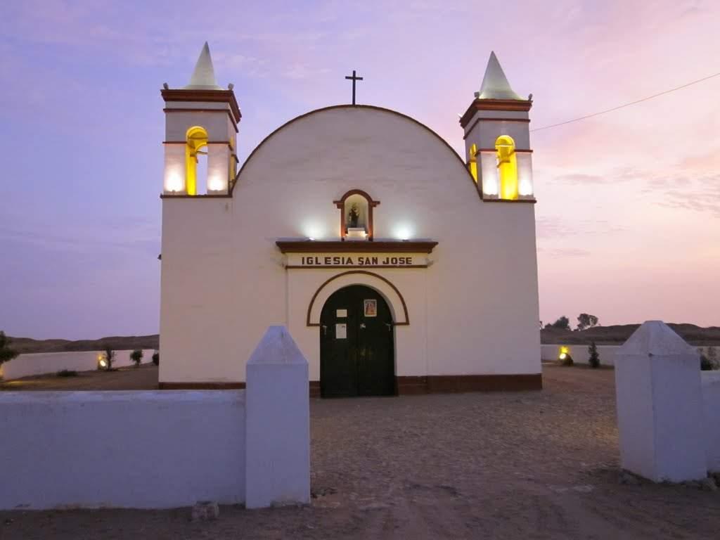 parroquia de san jose trujillo