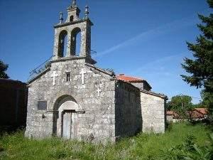 parroquia de san juan antas de ulla 1