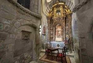 parroquia de san juan apostol santiago de compostela