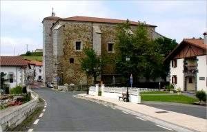 parroquia de san juan bautista abaltzisketa 1