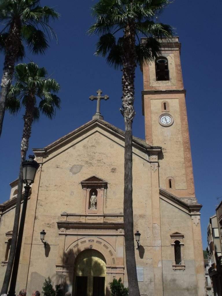 parroquia de san juan bautista artana