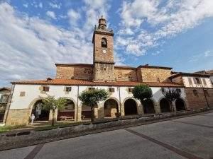 Parroquia de San Juan Bautista (Atallu) (Arribe-Atallu)