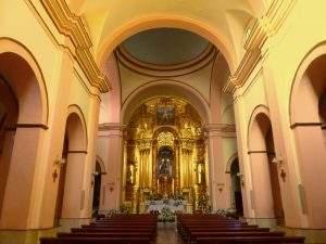 parroquia de san juan bautista beniajan