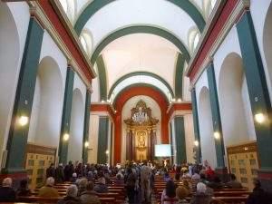 parroquia de san juan bautista burlada 1