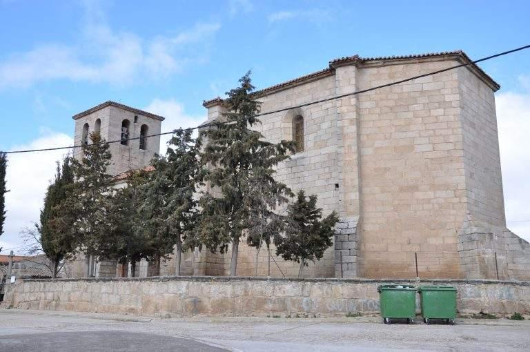 parroquia de san juan bautista cabezas del villar