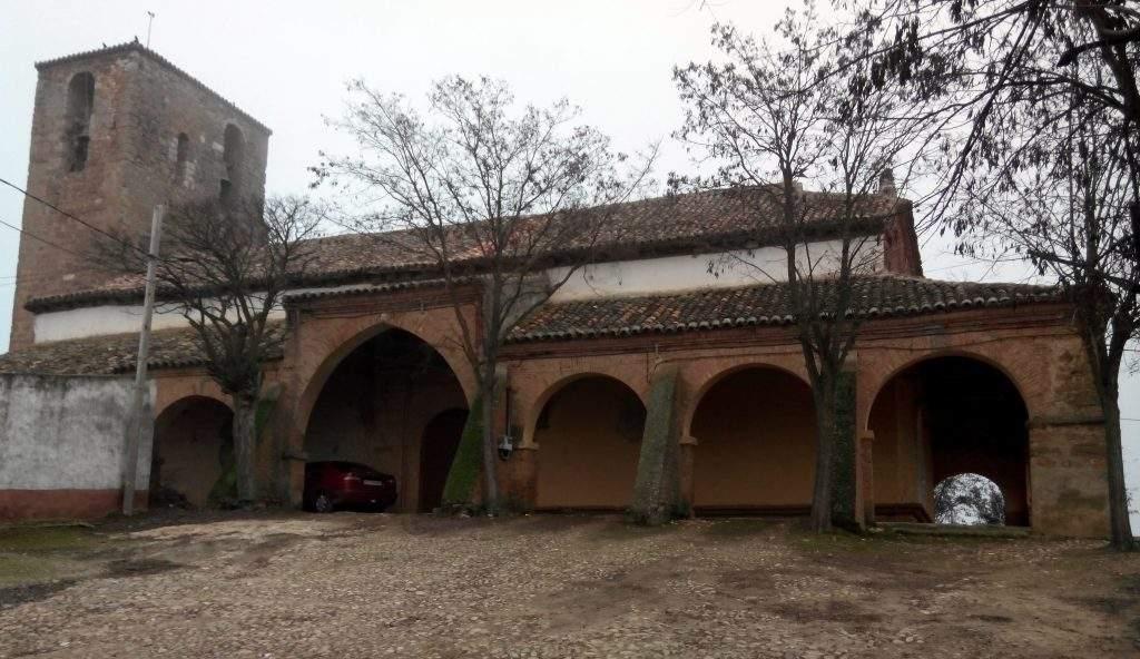 parroquia de san juan bautista cabreros del monte