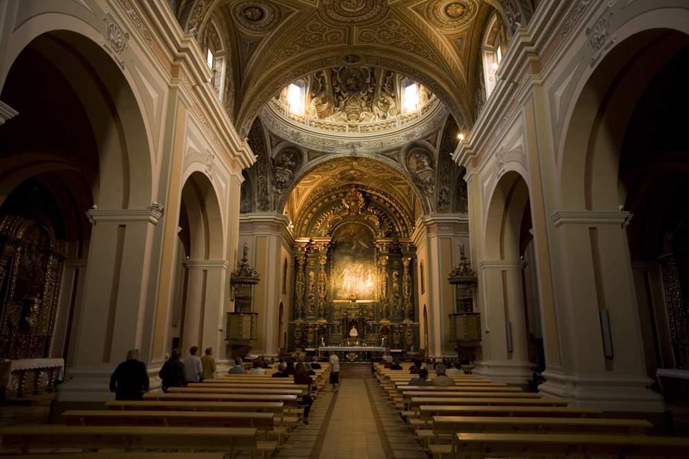 parroquia de san juan bautista cetina