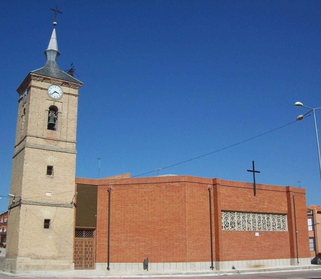 parroquia de san juan bautista cobeja