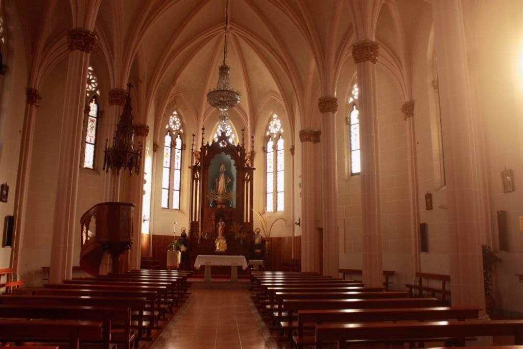 parroquia de san juan bautista de eiris a coruna
