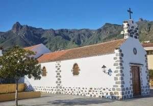 Parroquia de San Juan Bautista de Tenteniguada (Valsequillo)