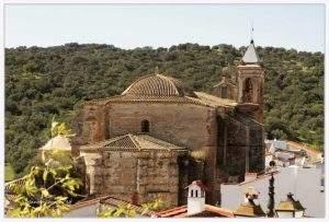 parroquia de san juan bautista el castillo de las guardas 1