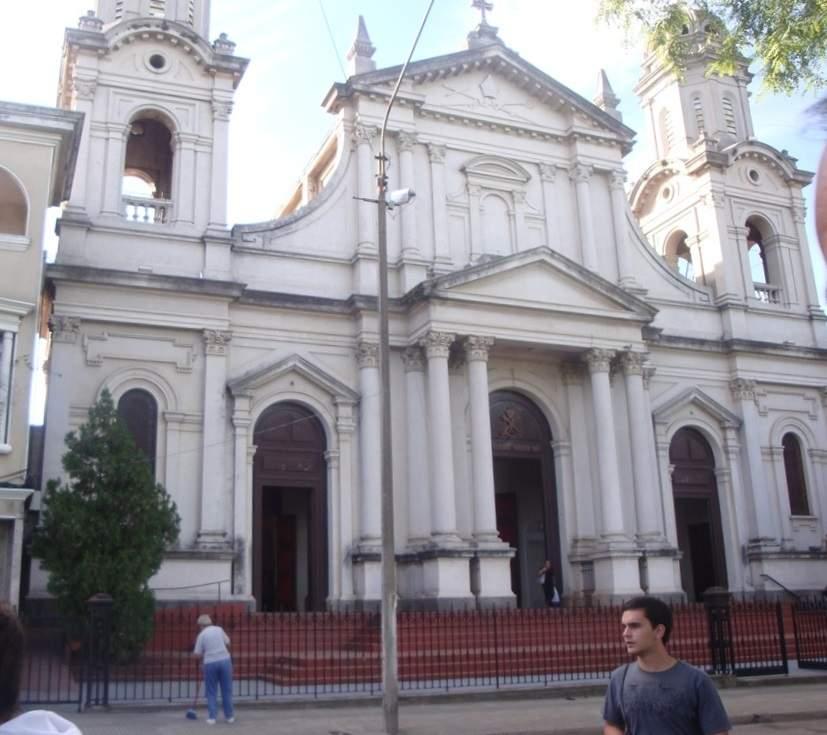 parroquia de san juan bautista el salto