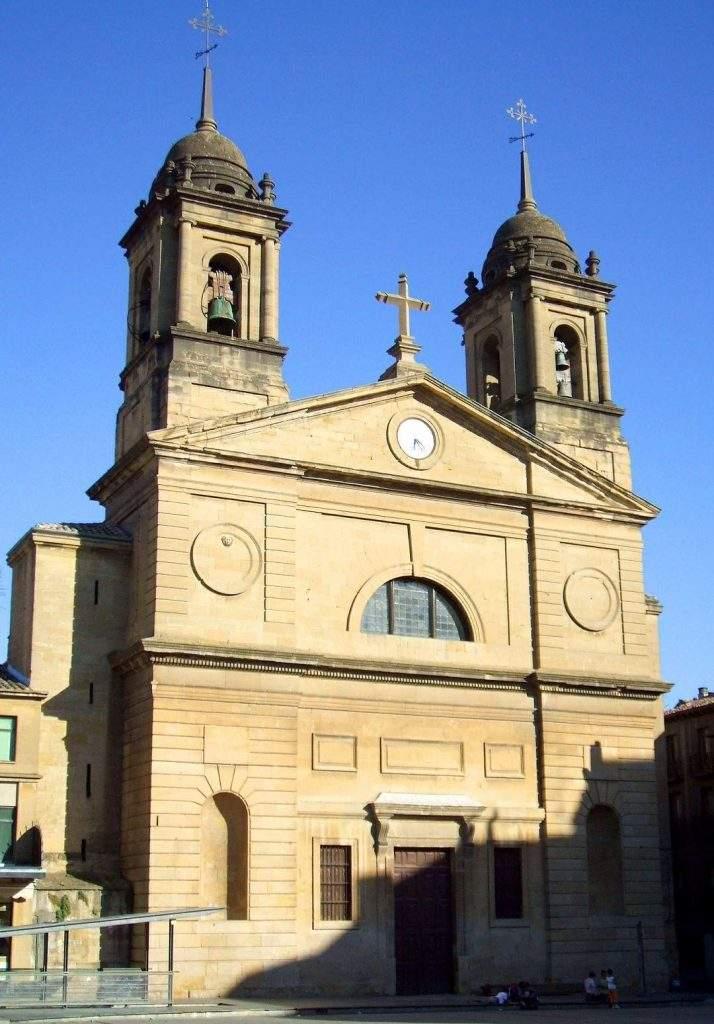 parroquia de san juan bautista estella